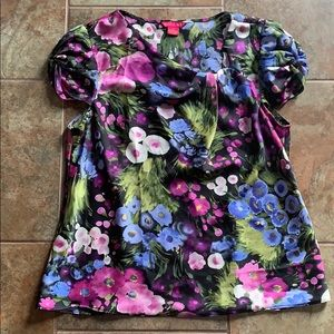 Sunny Leigh Floral Blouse
